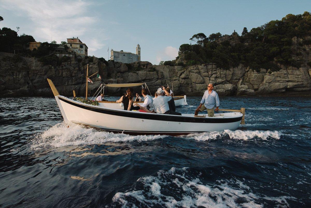 Intimate Destination wedding photographer in Portofino. Italian Destination wedding photographer