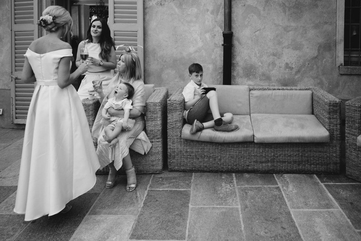 Lake Como destination wedding photographer in Italy