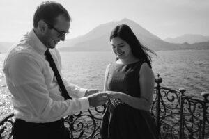 wedding proposal lake como italy
