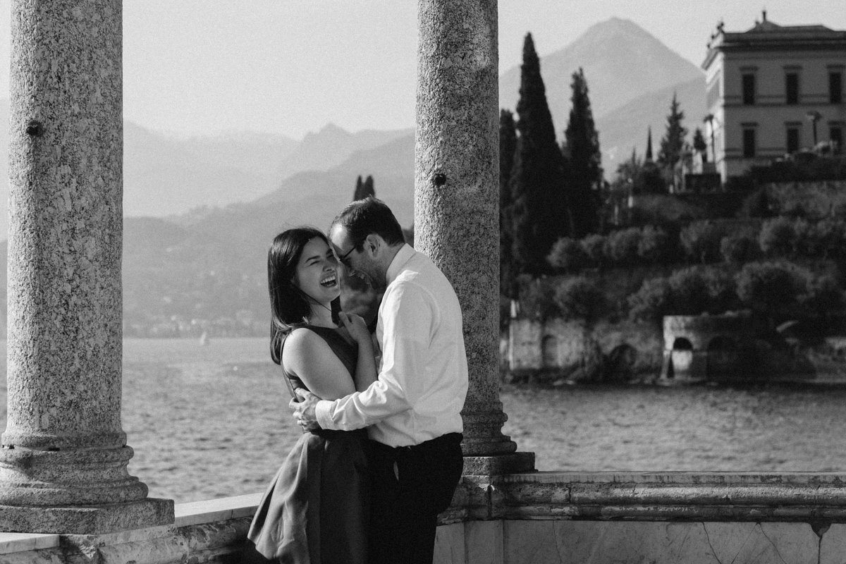 wedding proposal lake como italy