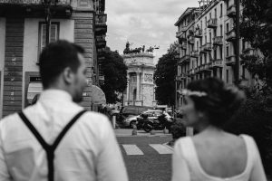wedding photographer in milan