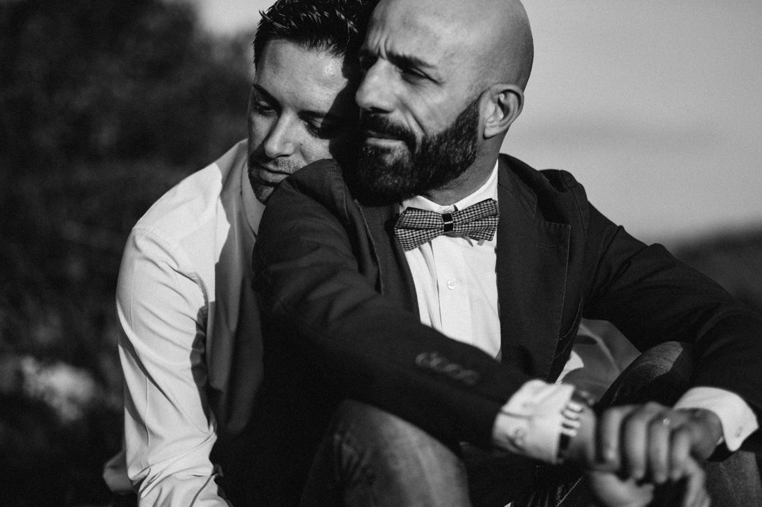 same sex wedding photographers