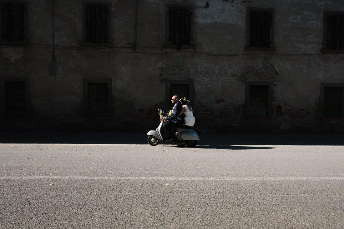 Chic wedding in Castello di Malpaga, Italy.