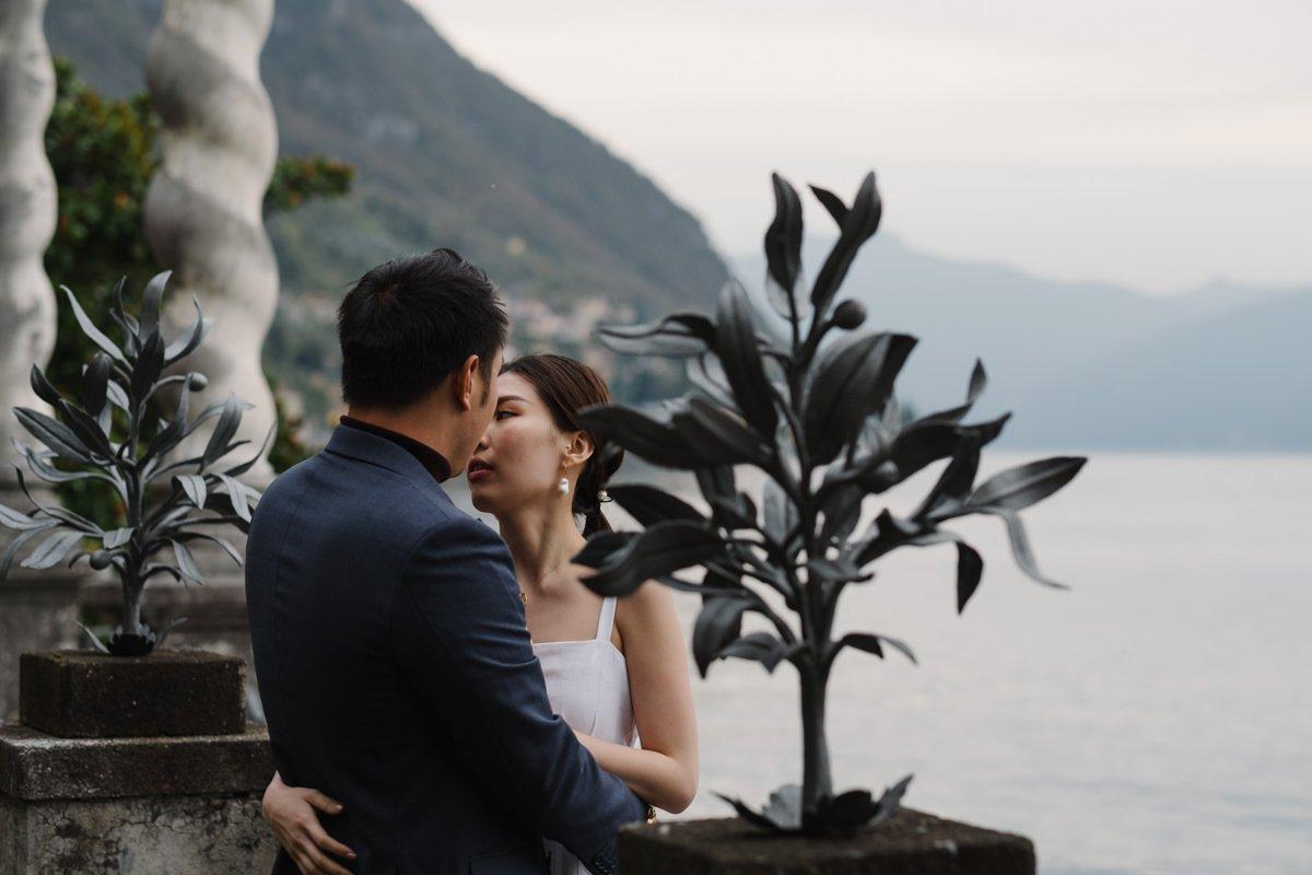 lake como wedding proposal